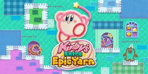 Newsbild zu Kirby und das extra magische Garn erscheint nächstes Jahr für den Nintendo 3DS