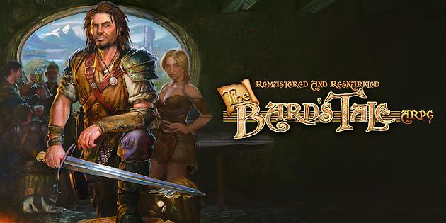 Newsbild zu The Bard's Tale ARPG: Remastered and Resnarkled erscheint nächste Woche für die Nintendo Switch