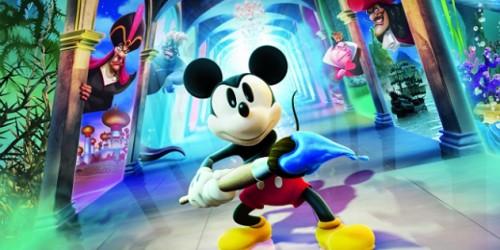 Newsbild zu Demo zu Disney Micky Epic: Macht der Fantasie ab sofort im 3DS eShop
