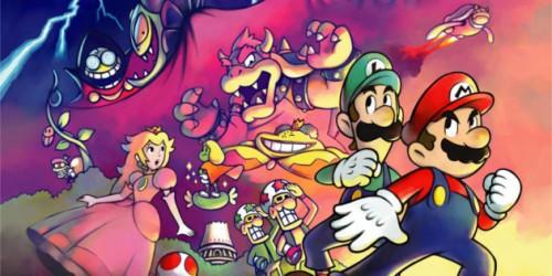 Newsbild zu Ein einmaliges Abenteuer – Neuer Trailer zu Mario & Luigi: Superstar Saga + Bowsers Schergen erschienen