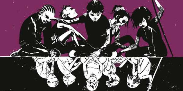 Newsbild zu Comic-Rezension: Deadly Class Band 2 – Kinder ohne Heimat