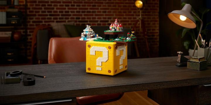 Newsbild zu LEGO x Super Mario 64 – Deutschsprachiger Content Creator gewährt einen detaillierten Blick auf den ?-Block