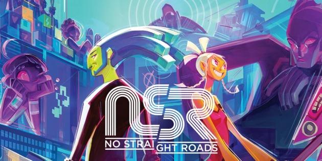 Newsbild zu Let's Rock! No Straight Roads tanzt sich Ende August auf die Nintendo Switch