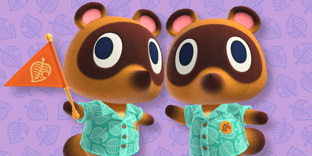 Animal Crossing: New Horizons - Schlepp und Nepp