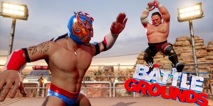 Newsbild zu WWE 2K Battlegrounds – Bayley und Naomi für das Roster bestätigt