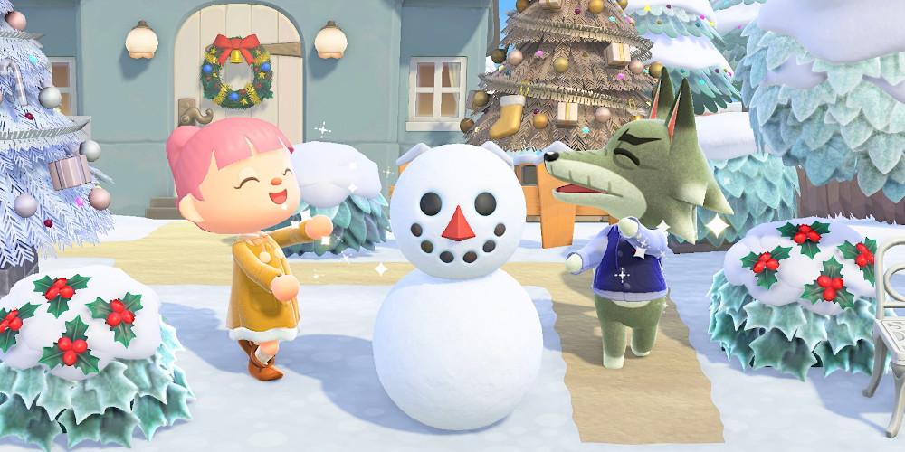 Animal Crossing: New Horizons - Winter
