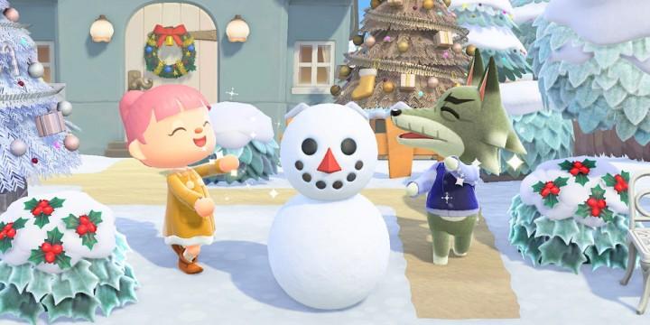 Newsbild zu Animal Crossing: New Horizons – Winter-Update verhindert fortan vorzeitigen Start von Events durch Zeitreisen