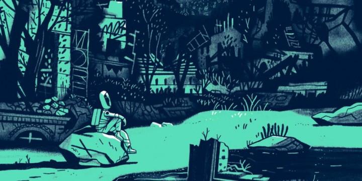 Newsbild zu Ausblick in eine düstere Zukunft – Soon in unserer Graphic-Novel-Rezension