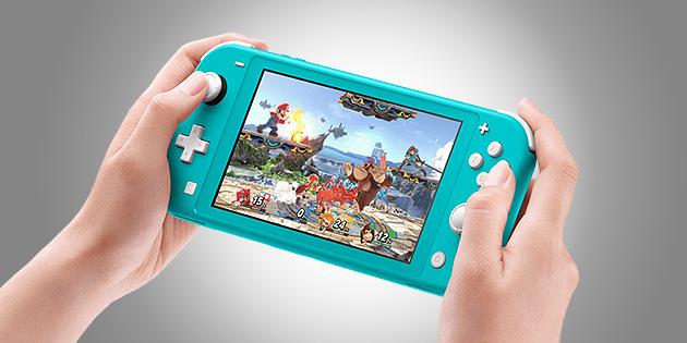 Newsbild zu Nintendo kündigt die Nintendo Switch Lite an