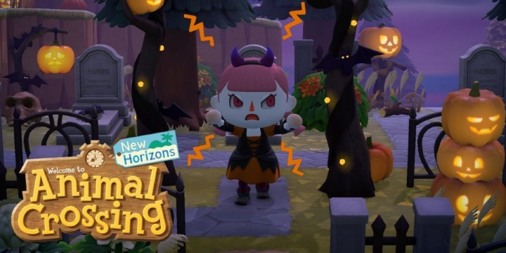 Newsbild zu Animal Crossing: New Horizons – Das Halloween-Fest beginnt ab sofort