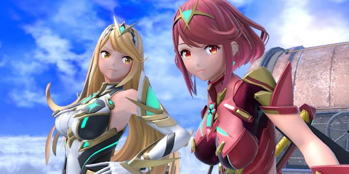 Newsbild zu Amazon Japan: Enthüllung von Pyra und Mythra für Super Smash Bros. Ultimate sorgte für Ausverkauf von Xenoblade Chronicles 2
