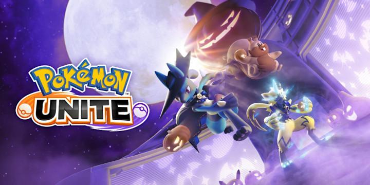 Newsbild zu Pokémon Unite: Halloween-Festival bringt neue kosmetische Extras und Schlaraffel als spielbares Pokémon