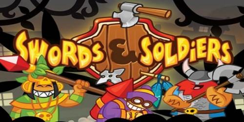 Newsbild zu Gameplay-Trailer zu Swords & Soldiers HD anmaschiert