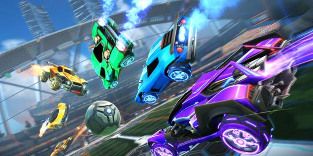 Newsbild zu Rocket League: Blickt auf den neuen Item-Shop des Blueprint-Updates