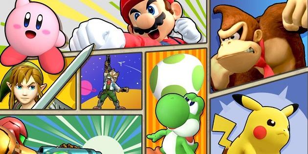 """Newsbild zu Super Smash Bros. Ultimate: Das Event-Turnier """"Gruß aus 64er-Zeiten"""" findet dieses Wochenende statt"""