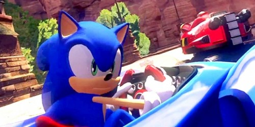 Newsbild zu 3DS-Spieletest: Sonic & All-Stars Racing Transformed