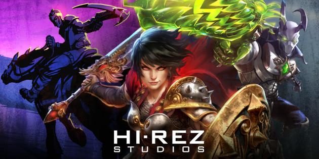 Newsbild zu SMITE: Erstes Gameplay-Material zeigt die Charaktere des Avatar-Crossovers in Aktion