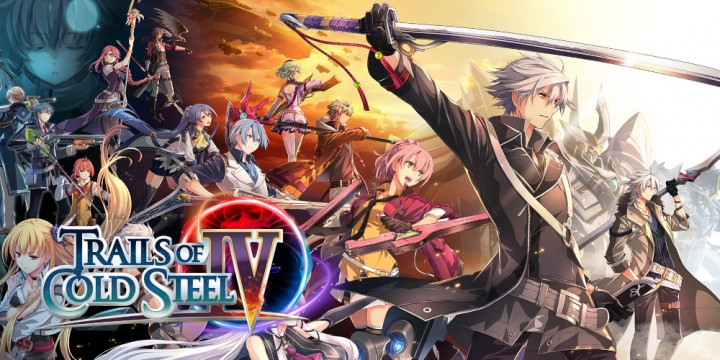 Newsbild zu Neuer Trailer zu The Legend of Heroes: Trails of Cold Steel IV zeigt einige Charaktere des Spiels