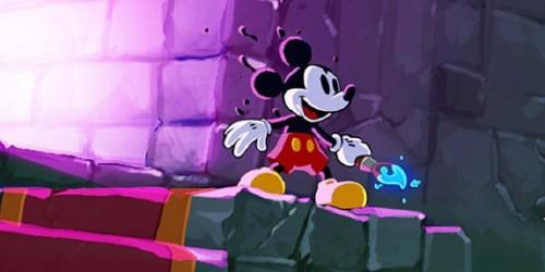 Newsbild zu Video zeigt Demo zu Micky Epic: Macht der Fantasie