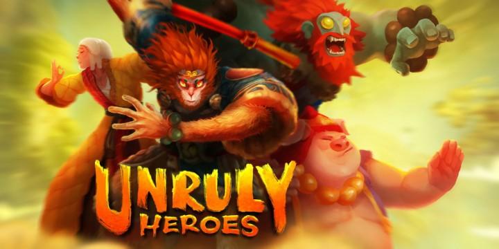 Newsbild zu Pix'n Love veröffentlicht den Platformer Unruly Heroes als physische Fassung