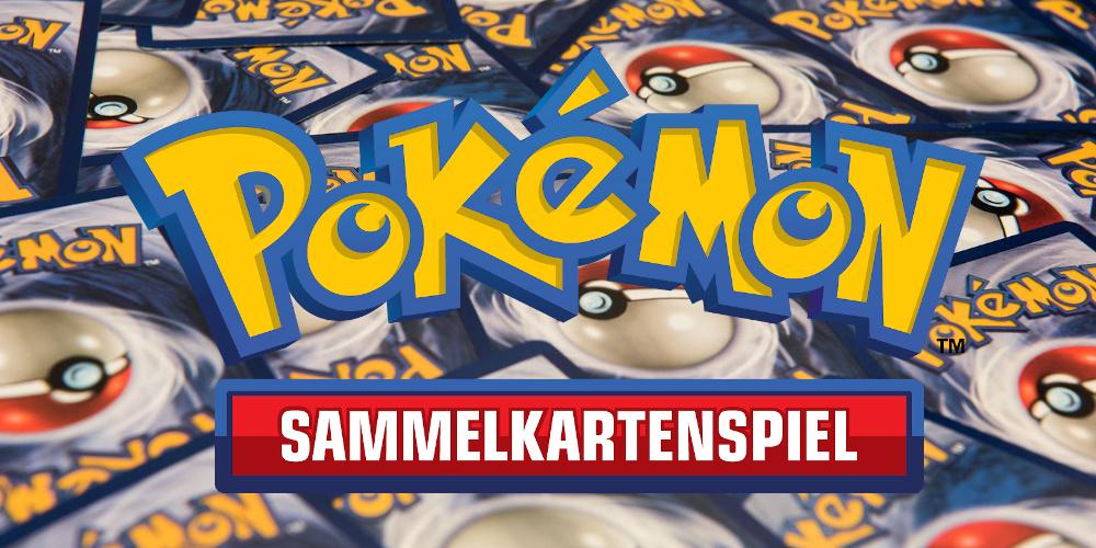 Pokémon Sammelkartenspiel – Logo