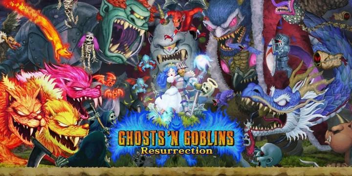 Newsbild zu Capcom veröffentlicht das erste Entwicklertagebuch zu Ghosts 'n Goblins Resurrection