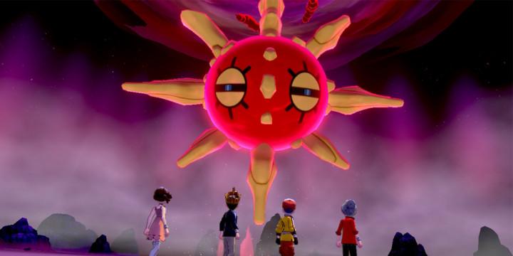 Newsbild zu Sonne und Mond – Neuer Event-Dyna-Raid in Pokémon Schwert und Schild entführt euch in die Weiten des Alls