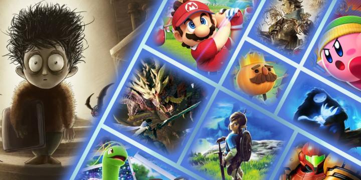 Newsbild zu Diese Nintendo Switch-Spiele erwarten euch in dieser Woche (KW 42/2021)