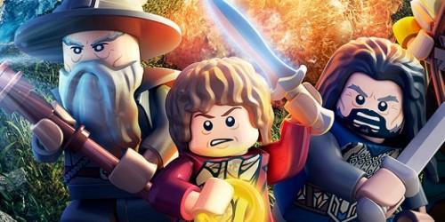 Newsbild zu Luke Evans zeigt weitere Eindrücke von LEGO Der Hobbit
