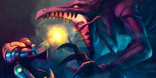 Newsbild zu Mögliche Unterseite zu Metroid auf nintendo.com