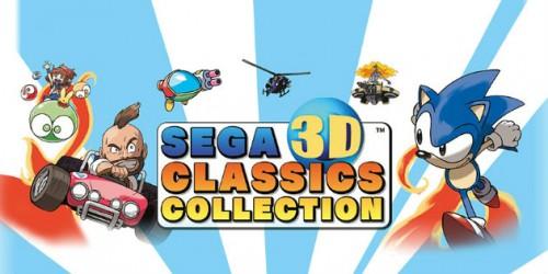 Newsbild zu Nintendo 3DS-Spieletest: SEGA 3D Classics Collection