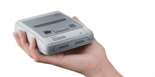 Newsbild zu SNES-Themenwoche // Das Nintendo Classic Mini: Super Nintendo Entertainment System im Test
