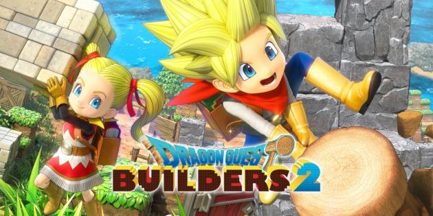 Newsbild zu Gewinnspiel: Errichte ein Gebilde und gewinne Dragon Quest Builders 2 für die Nintendo Switch