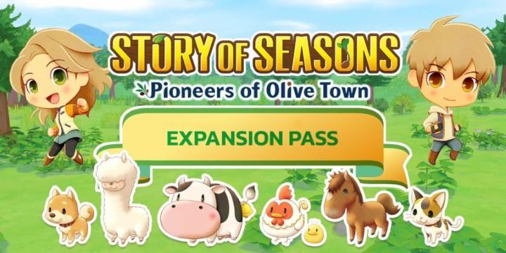 Newsbild zu Marvelous kündigt einen Expansion Pass für Story of Seasons: Pioneers of Olive Town an