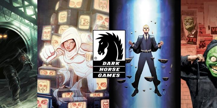 Newsbild zu Dark Horse Comics etabliert eigene Abteilung für Videospiele und digitale Inhalte