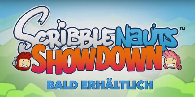 Scribblenauts Showdown für PS4, XBO und Switch angekündigt - Release am 8.3.2018