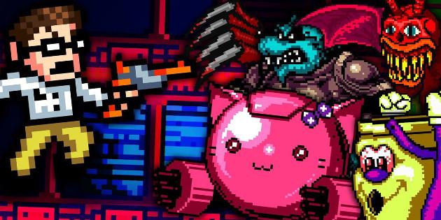 Newsbild zu Neuer Teaser-Trailer zu Angry Video Game Nerd I & II Deluxe veröffentlicht