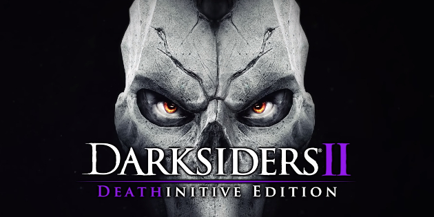 Newsbild zu Darksiders II: Deathinitive Edition erscheint am 26. September