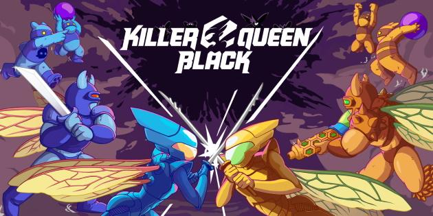 Newsbild zu Nintendo Switch-Spieletest: Killer Queen Black