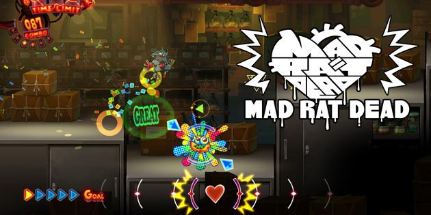 Newsbild zu Neuer Rhythmus-Platformer für die Nintendo Switch: Mad Rat Dead erscheint Ende Oktober