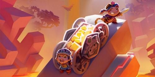 Newsbild zu Wii U eShop-Spieletest: Chariot