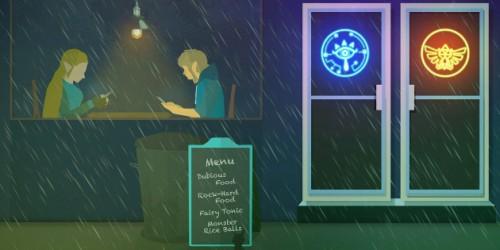 """Newsbild zu Das neue Album """"Zelda & Chill"""" bringt bekannte The Legend of Zelda-Melodien in eine entspannte Atmosphäre"""