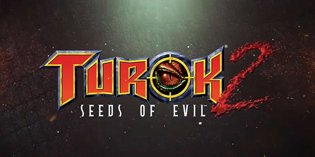 Newsbild zu Nintendo Switch-Spieletest: Turok 2: Seeds of Evil