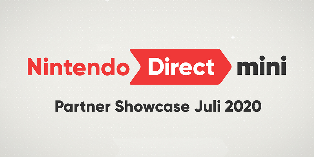 Nintendo Direct Mini Partner Showcase Juli 2020