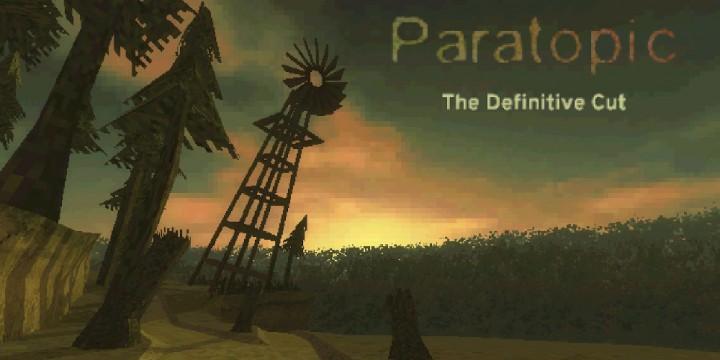 Newsbild zu Grusel in früher 3D-Optik: Paratopic erscheint noch diesen Monat für Nintendo Switch