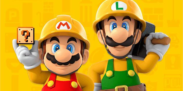 Newsbild zu Gewinnspiel: Große ntower-Aktion mit Super Mario Maker 2 am 11.08.2019 – jetzt anmelden