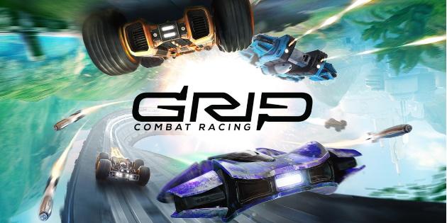 Newsbild zu GRIP: Combat Racing AirBlades vs Rollers Ultimate Edition erscheint im November für Nintendo Switch