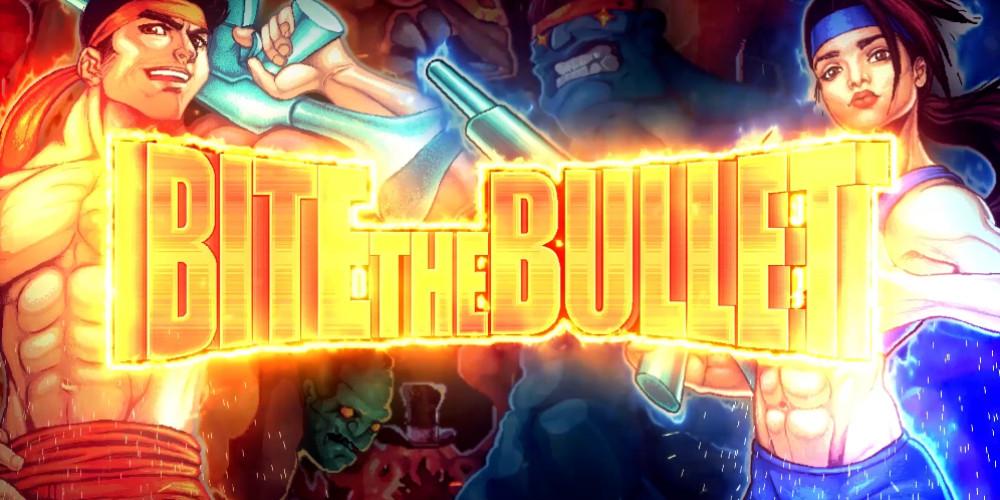 Bite the Bullet - Keyart