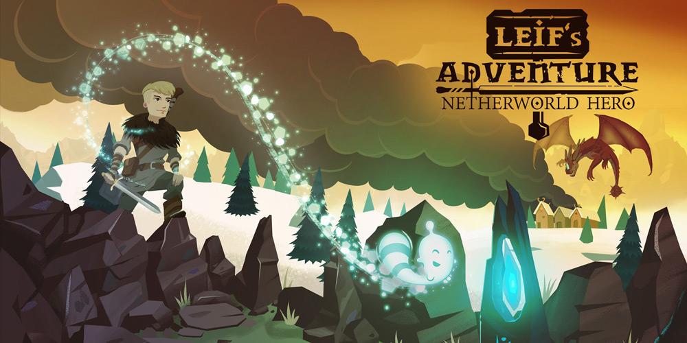 Leif's Adventure: Netherworld Hero