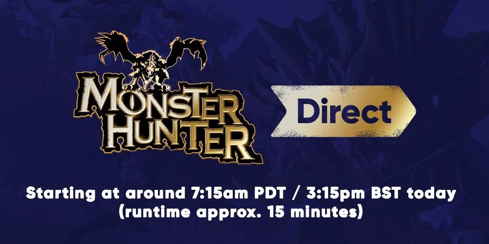 Monster Hunter Direct